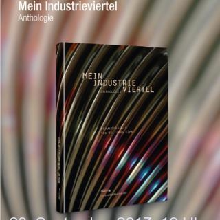 Buchpräsentation Bad Fischau-Brunn  Mein Industrieviertel Anthologie